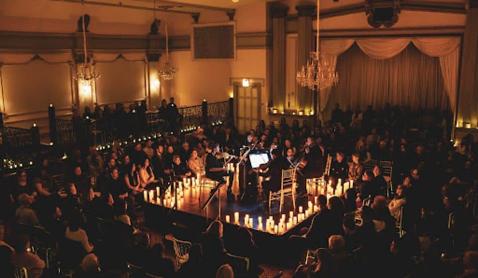 Experience Breathtaking Music By Candlelight In These Beautiful Nashville Spaces